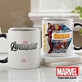 Personalized Avengers Coffee Mug - Iron Man, Hulk, Thor, Captain America - 12089
