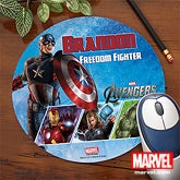 Personalized Marvel Avengers Mouse Pad - 12091