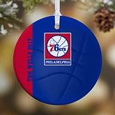 Personalized NBA Basketball Christmas Ornaments - 12101