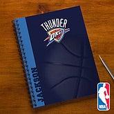 Personalized NBA Basketball Notebooks - 12102