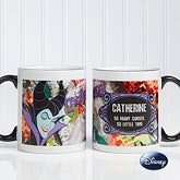 Disney Personalized Coffee Mugs - Maleficent from Sleeping Beauty - 12118