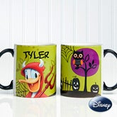 Personalized Donald Duck Coffee Mug - Halloween - 12121