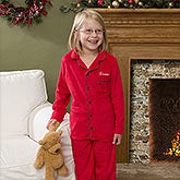 Personalized Pajamas - Holiday Cheer - 12173