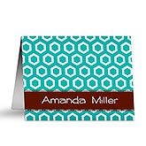 Personalized Note Cards - Her Design - 12214