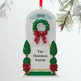 Personalized Christmas Ornaments - Home For Christmas - 12276
