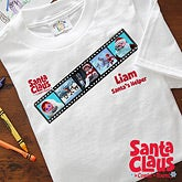 Personalized Christmas Clothing - Santa Claus Is Comin' To Town - 12319