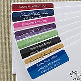 Personalized Return Address Labels - You Name It - 12337