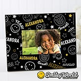 Personalized Smiley Face Picture Frames - 12343