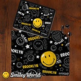 Personalized Smiley Face Puzzle - 12344