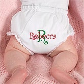 Personalized Baby Diaper Covers - Fancy Pants - 12441