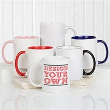 Make Your Own Custom Mug - 12478