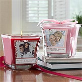 Personalized Photo Candles - Sweethearts - 12518