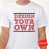 Design Your Own Custom T-Shirts - 12528