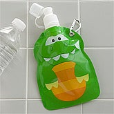 Reusable Kids Drink Pouch - Dinosaur - 12548