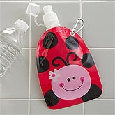 Reusable Kids Drink Pouch - Ladybug - 12549