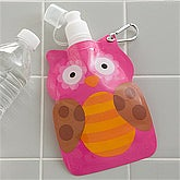 Kids Reusable Drink Pouch - Sweet Owl - 12551