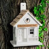 Personalized Birdhouses - Love Birds - 12560