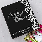 Personalized Wedding Photo Album - Wedding Couple - 12569