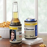 Personalized Can & Bottle Wrap - Driver's License - 12593