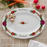 Personalized Serving Platters - Bon Appetit - 12650