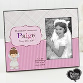 Personalized First Communion Picture Frames - Precious Moments - 12695
