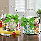 Personalized Birthday Candy Paint Can - 12698