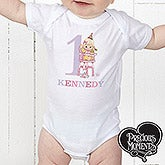Personalized Baby's First Birthday Clothes - Precious Moments - 12707