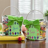 Personalized Easter Candy Can for Kids - 12713