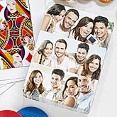 Custom Photo Playing Cards - 12759