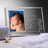Engraved Baby Picture Frames - Precious Baby - 12779
