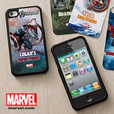 Personalized Avengers Superhero iPhone Case - 12784