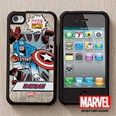 Personalized Marvel Comics Hero iPhone 4 Case Insert - 12788