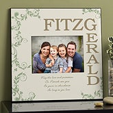 Personalized Family Picture Frames - Irish Blessings - 12795