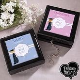 Personalized Graduation Keepsake Box - Precious Moments - 12811