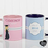 Personalized Precious Moments Graduation Coffee Mugs - 12812