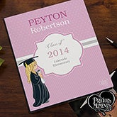 Personalized Graduation Photo Albums - Precious Moments - 12813