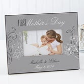 First Mother's Day Personalized Picture Frames - 12875