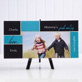 Personalized Photo Collage Canvas Art - Favorite Faces - 12887