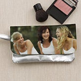 Personalized Photo Wristlet Bag - 12916