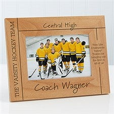 Personalized Teacher Picture Frames - From The Class Of - 12921