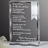 Personalized Graduation Gifts - Secrets of Success Keepsake - 12969