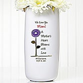 Personalized Flower Vases - Blooms for Her - 12981