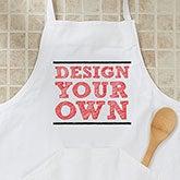 Design Your Own Custom Chefs Apron - 12991
