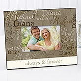 Personalized Picture Frames - Loving Couple - 13021