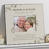 Personalized Picture Frames - Marriage Blessings - 13022