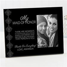 Personalized Bridesmaids Picture Frames - Wedding Party - 13023