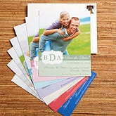 Personalized Photo Save The Date Cards & Magnets - Monogram - 13066