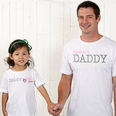 Personalized Baby Bodysuits - Daddy's Girl