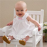 Personalized Baby Dress - Oh So Cute - 13089