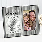 Personalized Picture Frames - Doctor Daddy - 13102